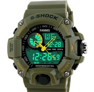 Best gshok watch for military