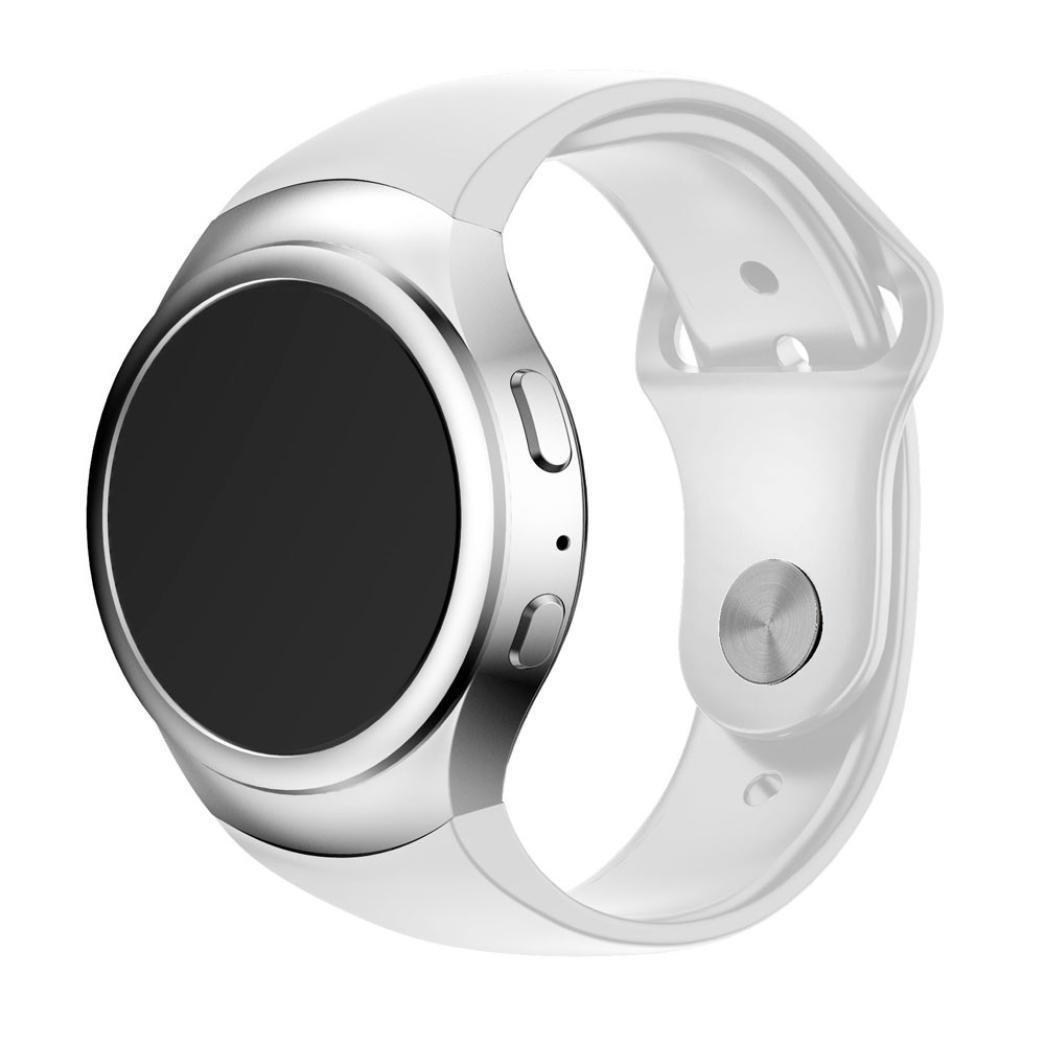Uniccel Unisex Fashion Luxury Silicone Watch Band Strap- Best Men Watch