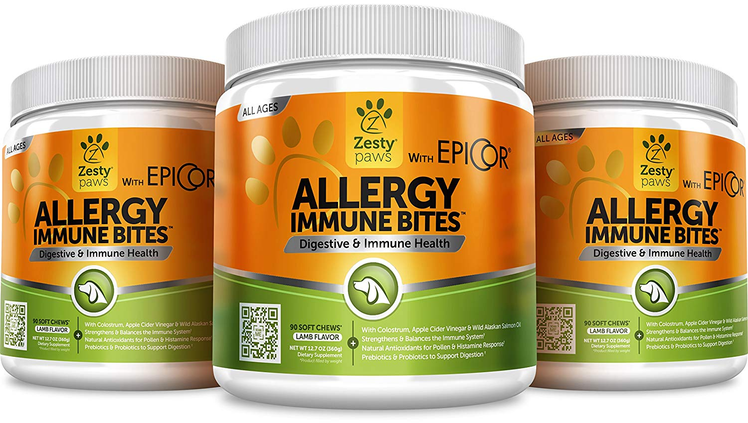 Allergy Immune Supplement for Dogs – Best Dog Food For Puppies