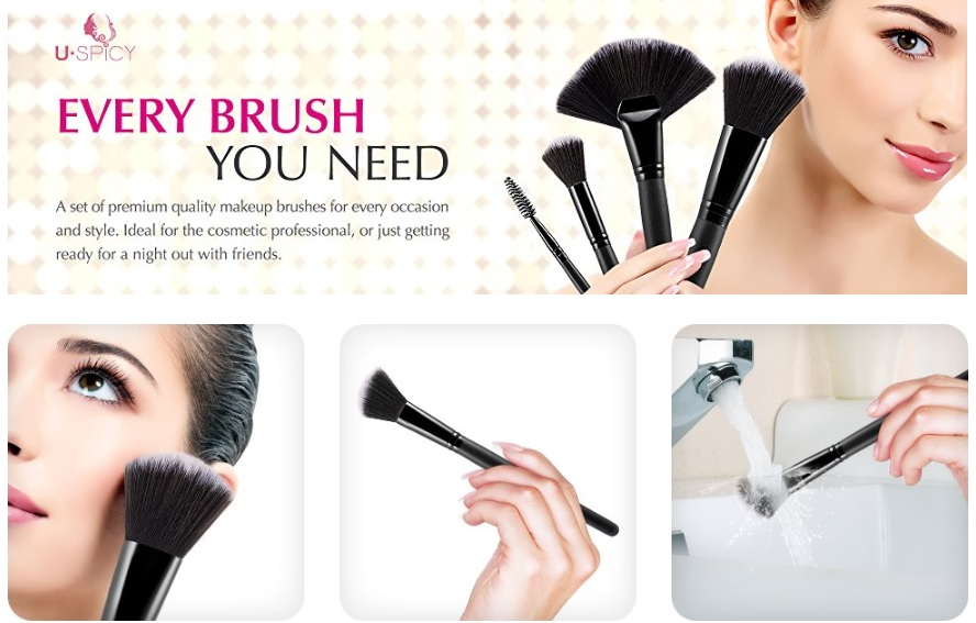 Best Makeup Brushes On A Budget