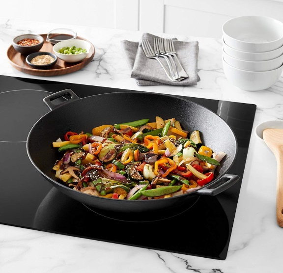 Carbon Steel Wok Seasoning