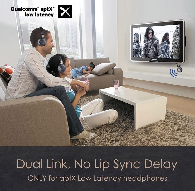 Dual Headphone Adapter