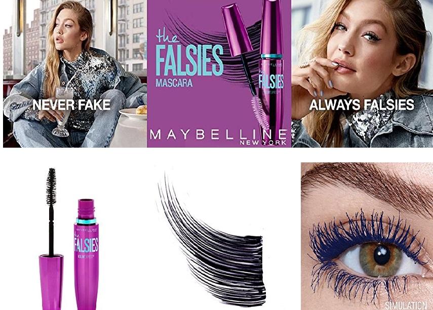 Maybelline Falsies Push Up Mascara