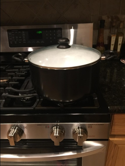 Stainless Steel Dutch Oven