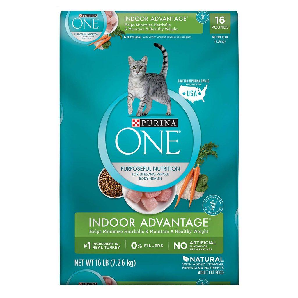 best dry cat food for indoor cats,