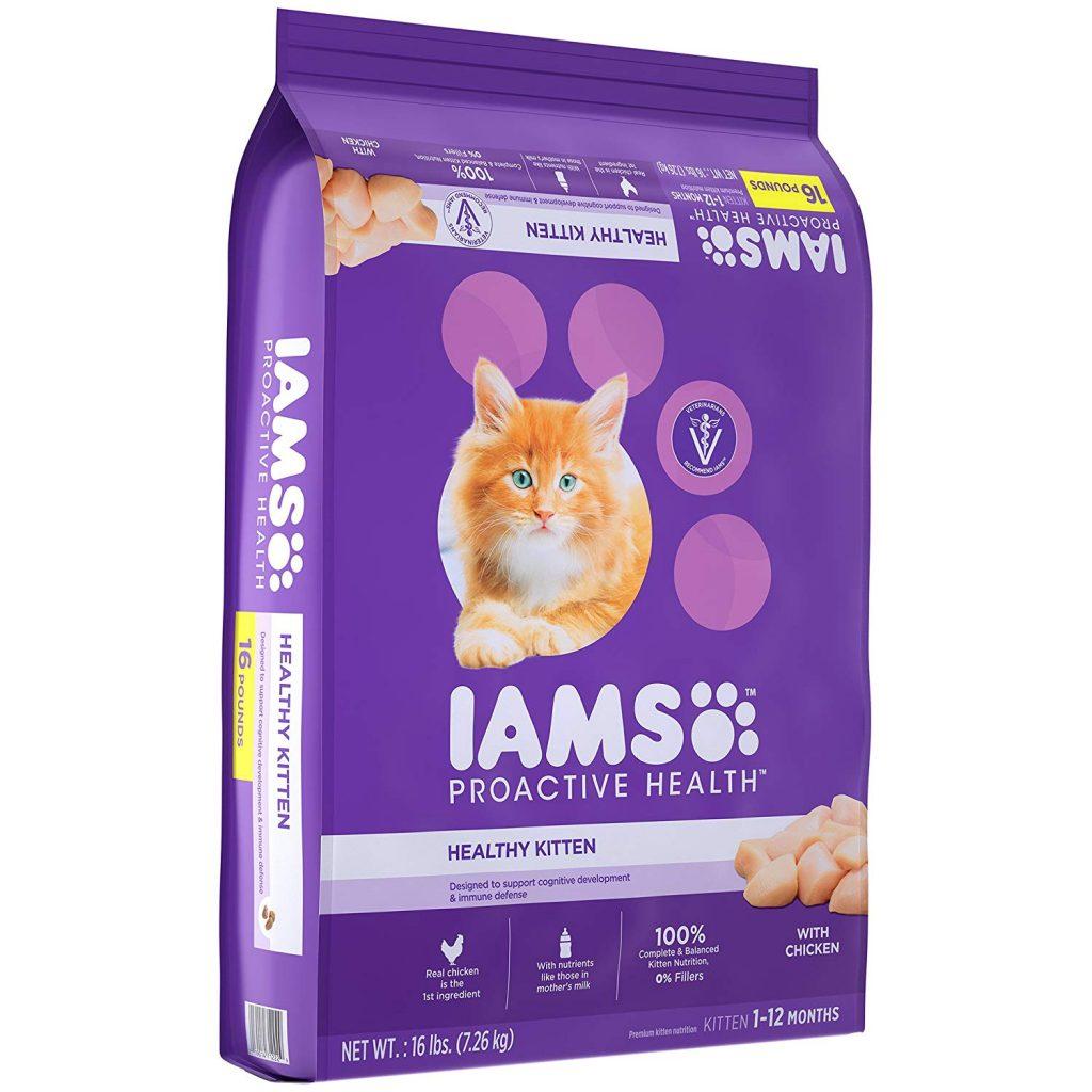 best dry cat food for indoor cats