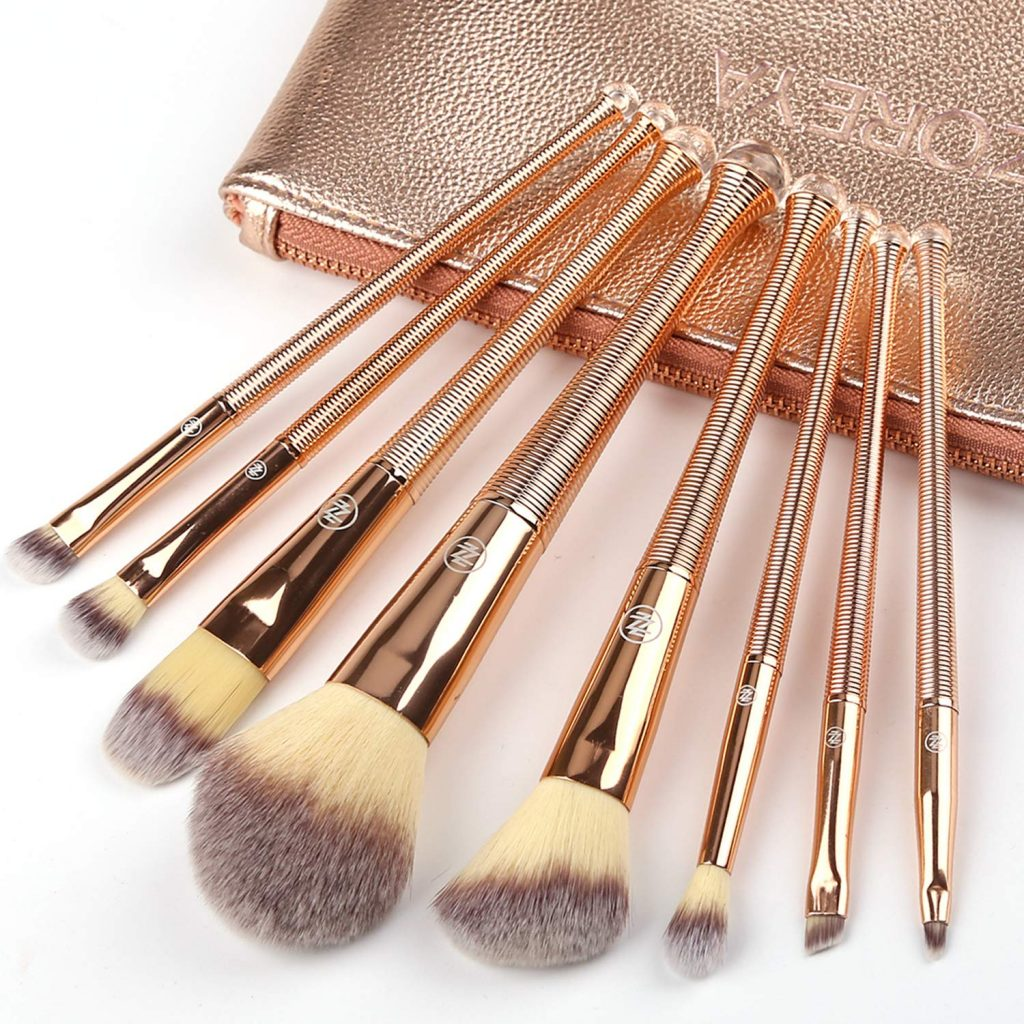 best makeup brush sets on amazon,