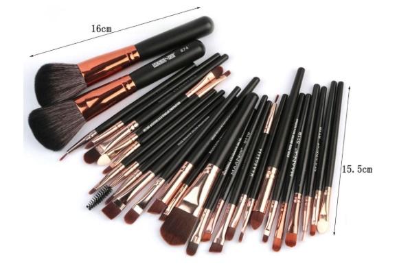makeup brush set cheap