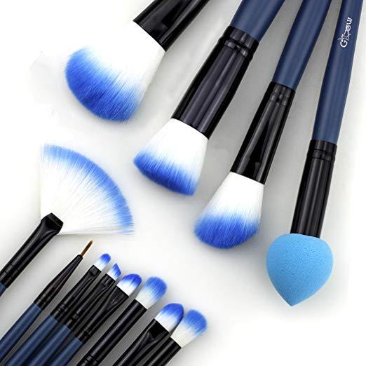 best makeup brush sets on amazon,