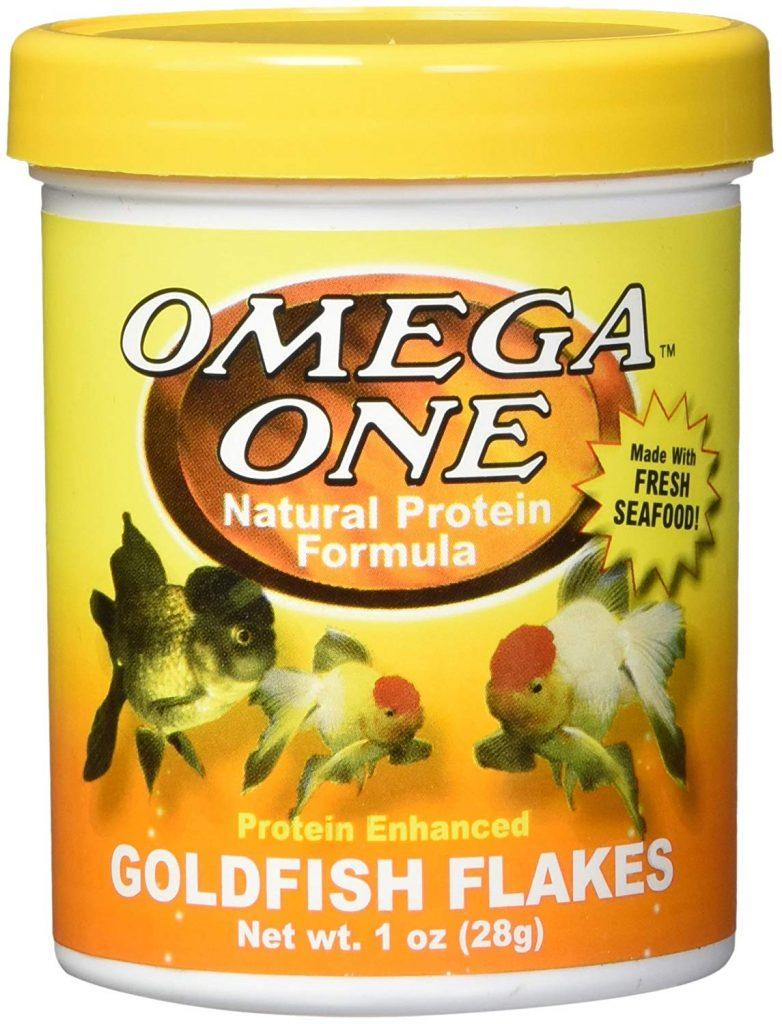 best saltwater fish food,